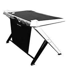 Gaming office desk Shaped Dxracer Dgd1000nw Newedge Edition Gaming Desktop Office Desk Computer Desks Pc Desk Walmart Amazoncom Dxracer Dgd1000nw Newedge Edition Gaming Desktop