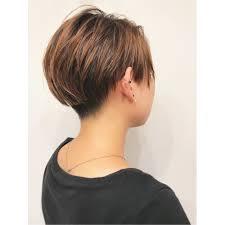 個性派レディースショート Monotypeモノタイプのヘアスタイル 美容
