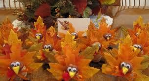 thanksgiving table ideas. Diy-fun-thanksgiving-table-leaf-turkeys Thanksgiving Table Ideas