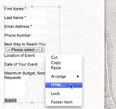 Embed videos and other HTML content in Adobe Muse