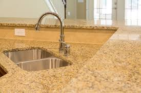 Kitchen Sinks With Granite Countertops Do Your Granite Countertops Pass The Water Test Synmar Castech