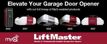 garage door opener liftmasterGarage Door Openers  LiftMaster