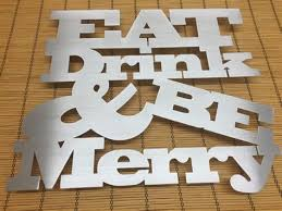 eat drink be merry metal wall art kitchen art by inspiremetals on eat drink and be merry metal wall art with eat drink be merry metal wall art kitchen art by inspiremetals
