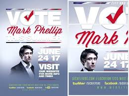Political Event Flyer Political Flyer Template Freeletter Findby Co