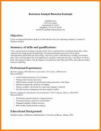 Business Administration Resumes Examples Objective Bachelor Resume