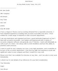 Accounts Receivable Cover Letter Example Learnist Org
