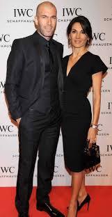 rencontre zidane et sa femme