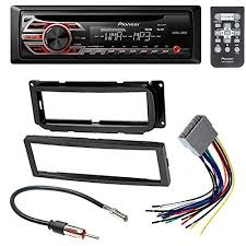 pioneer wiring harness adapter browse pioneer wiring harness dodge chrysler jeep 2002 2007 car stereo radio dash installation mounting kit w wiring harness radio antenna adapter