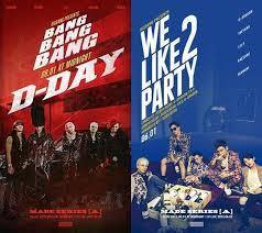 Big Bangs Bang Bang Bang And We Like 2 Party Top Itunes