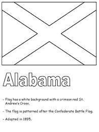 Small Picture alabama state information Alabama Symbols Facts FunSheet