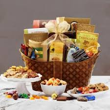 clic favorites holiday gift basket