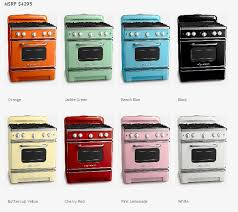 A DAY LONG IN COMING: New, retro-style stoves with an authentic vintage  look. Big Chill is now taking pre-orders for fall delivery of these 30  ranges, ...