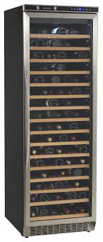 large wine refrigerator. Perfect Large Avanti  160Bottle Wine Cooler Black And Large Refrigerator U