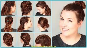 15 Leichte Frisuren Zum Selber Machen Mittellange Haare