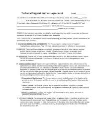 Contract Service Agreement Gorgeous Contract For Services Template Puebladigitalnet