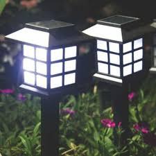 Solar Powered Garden Lights Uk Us 19 03 15 Off 4pcs Palace Lantern Solar Powered Garden Landscape Light For Gardening Pathway Decoration Light Sensor Lamps In Solar Lamps From