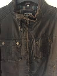 men s mantaray coat from debenhams size l