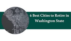 Olympia is the capital and spokane is the largest city in the eastern part of the state. Senior Living Retirement Blog
