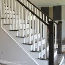 Banister Rails For Stairs Stair Railing Symbol Of Elegance Ivelfm House  Magazine Ideas