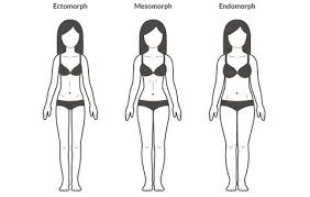 Female Body Types Chart This Is How You Should Lose Weight According To Your Body