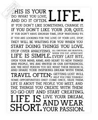 Short Quote About Life Amazing Life Is Short Life Quote QUOTEZ○CO