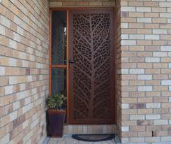 perforated metal screen door. Types: Laser Cut Designs Which Serve As Barrier Doors With Some Appropriate For Security Doors, And CNC Punched Perforated Aluminium, Metal Screen Door V