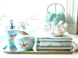 seashell bathroom rug sea shell bath rugs set beach themed decor bathrooms design decorative towels soap