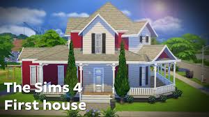 Small Picture The Sims 4 House Building Contemporary Family YouTube