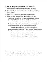 a thesis statement examples co a thesis statement examples