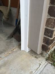 picture of install weatherstripping and paint