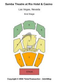 Rio Penn And Teller Seating Chart Penn Teller Theater Rio Hotel Seating Chart