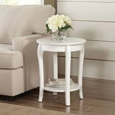 round side table for birch lane alberts reviews prepare 14