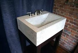 precast concrete countertops bathroom featuring xs precast concrete countertop mix precast concrete countertops