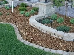 decorative garden edging stones stone edging for landscaping serene having landscaping edging stones
