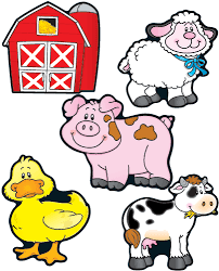 Image result for farm animal pics for preschool