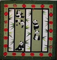 12 Chinese Pandas Set | MeadowLyon Designs & #12 Chinese Pandas Set Adamdwight.com