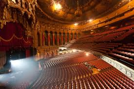 Fox Theater Seating Chart View Detroit Mi Concert April 13 2014 Classical Crossover