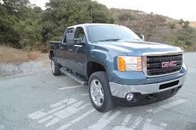 Review: 2011 GMC 2500HD - The Truth About Cars
