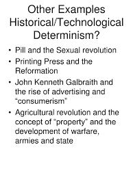 Technological Determinism Ppt Technological Determinism Powerpoint Presentation Id