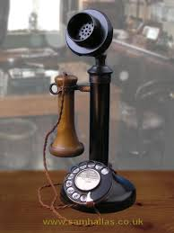 let s take a telephone to bits tele 150 the candlestick telephone 150