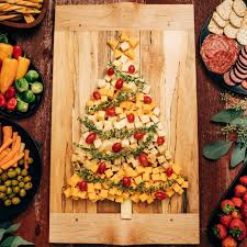Cut mozzarella sticks into 1 pieces and set aside. Christmas Appetizer Cheese Plate