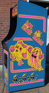 Ms Pacman Cabinet Ms Pacman Arcade Game For Sale In St Louis Mo Area 23x1tj