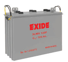 Batteries For Railway Applications Exide Industries Limited