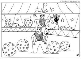 Small Picture CIRCUS coloring pages Coloring pages Printable Coloring Pages