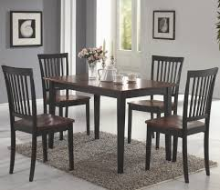 large size of chair coaster dining chairs oakdale dark cherry pc set raw divine room table