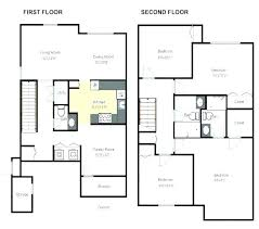 custom home floor plans plus custom house plan lovely make my own house plans