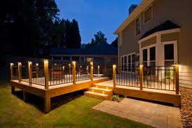 deck lighting. ADI Offers A Wide Selection Of Deck Lighting And Cable Railing Products From Leading Manufacturers In Variety Colors, Styles Materials. O