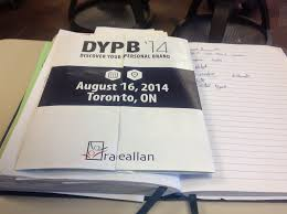 developing your personal brand a huge success dypb dypbto brochure and notebook
