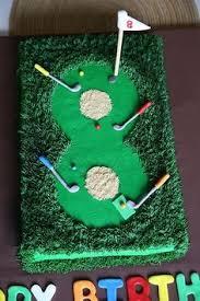 17 Amazing Mini Golf Cake Images Birthday Cake Birthday Cakes
