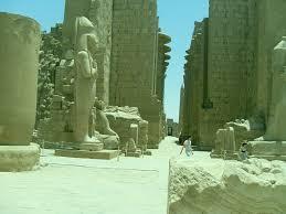 Реферат на тему Жрецы и храмы Древнего Египта  Карнакский храм Луксор